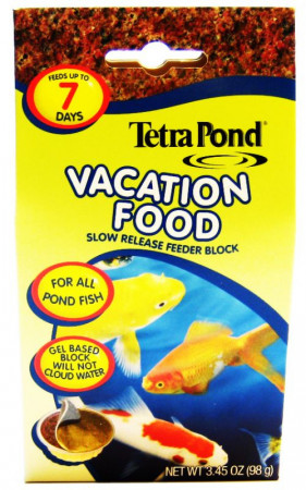 Tetra Pond Vacation Food Slow Release Feeder Block alternate img #1
