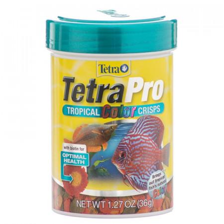 Tetra Pro Tropical Color Crisps alternate img #2