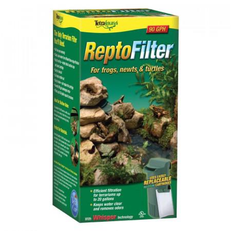 Tetrafauna ReptoFilter for Frogs, Newts & Turtles alternate img #1