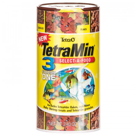 TetraMin Tropical Select-A-Food alternate img #1