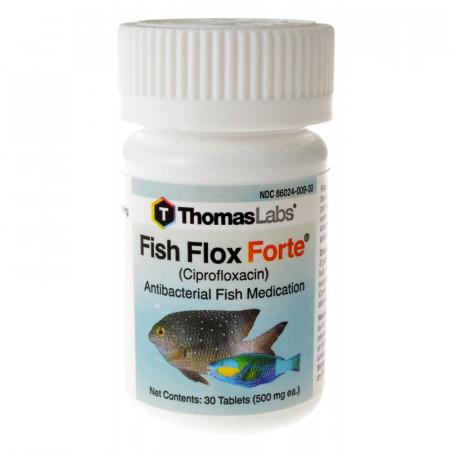 Thomas Labs Fish Flox Forte (Ciprofloxacin) alternate img #1