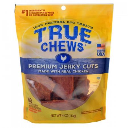 True Chews Premium Jerky Cuts with Real Chicken alternate img #1