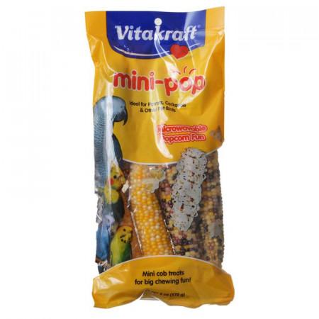 Vitakraft Mini-Pop Corn Treat for Pet Birds alternate img #1