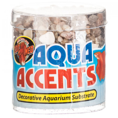 Zoo Med Aqua Accents - Light River Pebbles alternate img #1