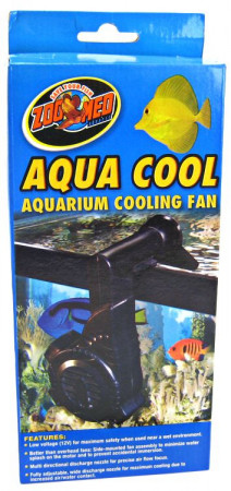 Zoo Med Aqua Cool Aquarium Cooling Fan alternate img #1