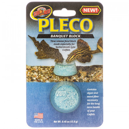 Zoo Med Pleco Banquet Block alternate img #1