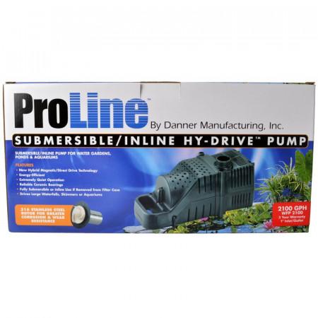 Pondmaster ProLine Hy-Drive Pump alternate img #1