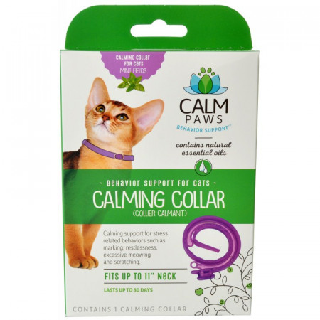 Calm Paws Calming Collar for Cats alternate img #1