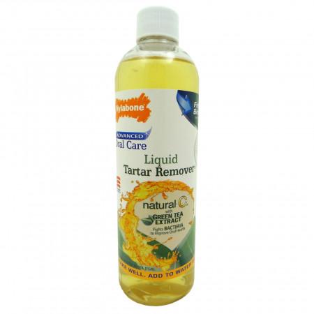 Nylabone Advanced Oral Care Liquid Tartar Remover with Green Tea alternate img #1