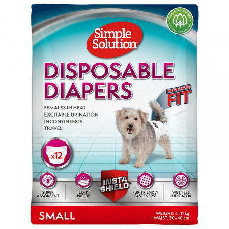 Simple Solution Disposable Diapers alternate img #1