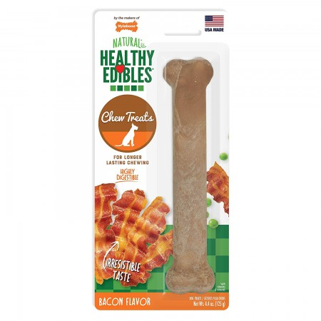Nylabone Healthy Edibles Chews - Bacon - Giant alternate img #1