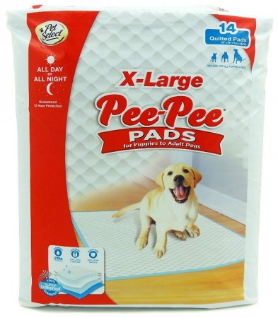 Four Paws Pee Pee Puppy Pads - X-Large alternate img #1