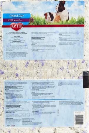 Kaytee Clean & Cozy Scented Litter alternate img #2