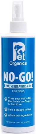 Pet Organics No-Go Housebreaking Aid for Dogs alternate img #1