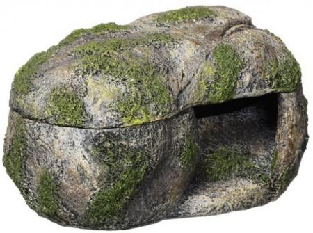 Zilla Rock Lair Naturalistic Hideaway for Reptiles alternate img #2