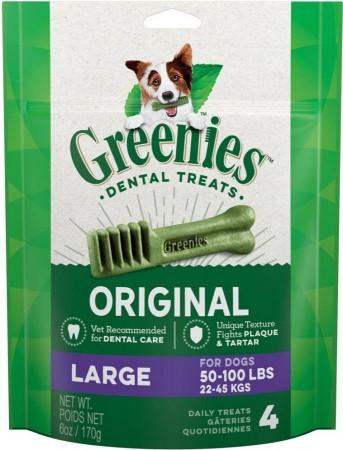 Greenies Large Dental Dog Treats alternate img #1