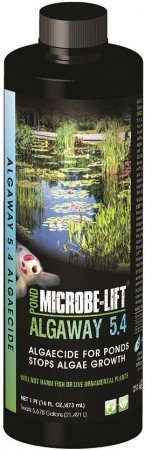 Microbe Lift Pond Algaway 5.4 alternate img #1