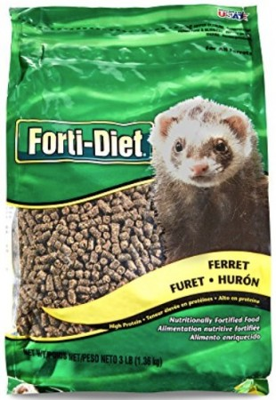 Kaytee Ferret Food With DHA Omega-3 For General Health and Immune Support  alternate img #1