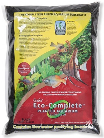 CaribSea Eco-Complete Planted Aquarium Substrate alternate img #1
