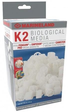 Marineland K2 Biological Filter Media alternate img #1