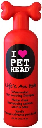 Pet Head Lifes an Itch Skin Soothing Shampoo - Watermelon alternate img #1