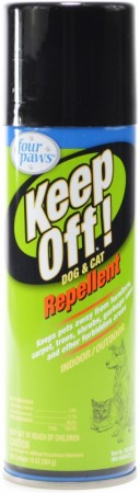 Four Paws Keep Off Indoor & Outdoor Repellent for Dogs & Cats alternate img #1