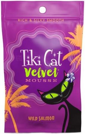 Tiki Cat Velvet Mousse Wild Salmon Cat Food alternate img #1
