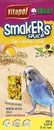 A&E Cage Company Smakers Parakeet Egg Treat Sticks alternate img #1