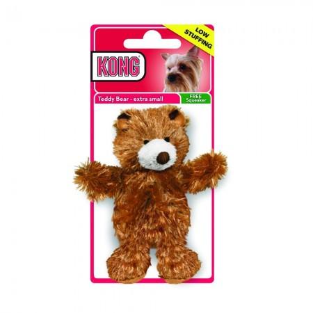 KONG Teddy Bear Dog Toy alternate img #1