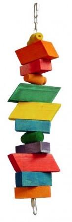Zoo-Max Abed-Nego Bird Toy alternate img #1