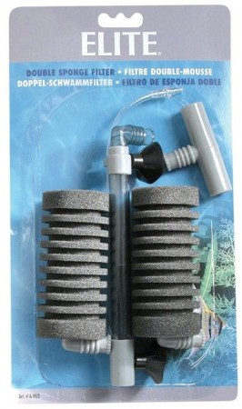 Elite Biofoam Double Sponge Filter alternate img #1