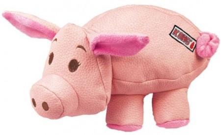 KONG Phatz Dog Toy Pig alternate img #2