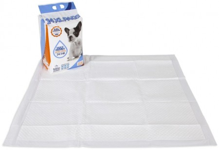 Precision Pet Little Stinker Training & Floor Protection Pads X-Large alternate img #2