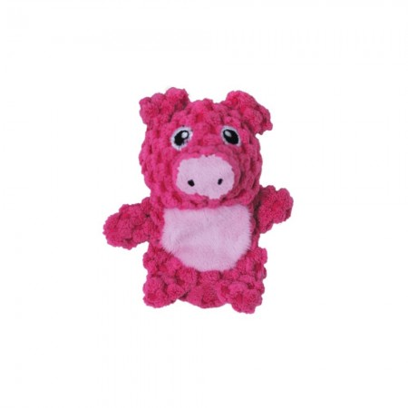 KONG Botanicals Refillable Piglet Cat Toy with Valerian Mint Catnip alternate img #2