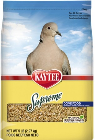 Kaytee Supreme Fortified Daily Diet - Dove alternate img #1