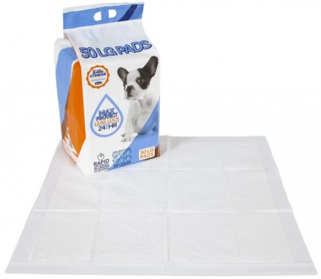 Precision Pet Little Stinker Housebreaking Pads alternate img #3