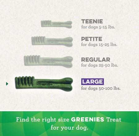 Greenies Large Dental Dog Treats alternate img #3