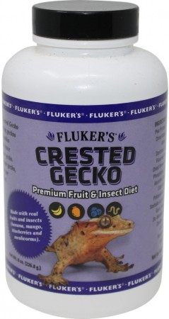 Flukers Crested Gecko Premium Fruit and Insect Diet alternate img #1