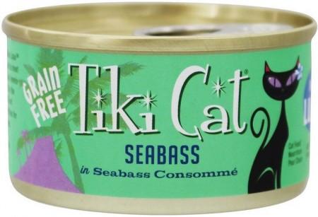 Tiki Cat Seabass Cat Food alternate img #1