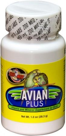 Zoo Med Avian Plus Bird Vitamin Supplement alternate img #1