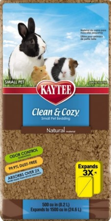 Kaytee Clean & Cozy Natural Litter alternate img #1