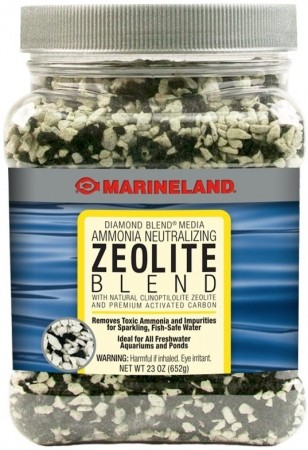 Marineland Diamond Blend Ammonia Neutralizing Zeolite Blend alternate img #1