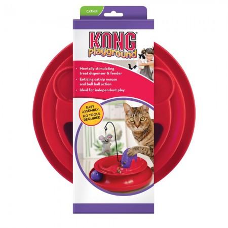 KONG Playground Treat Dispensing Cat Toy alternate img #1