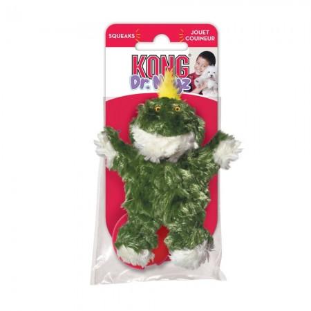 KONG Plush Frog Dog Toy alternate img #1