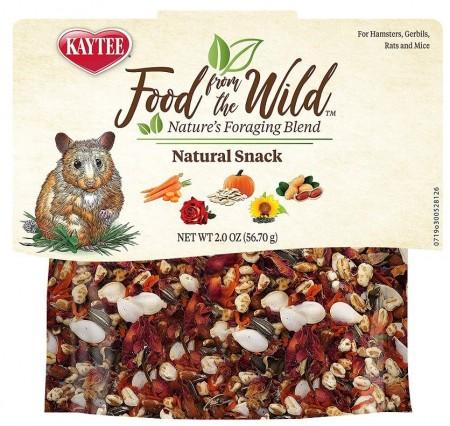 Kaytee Food From The Wild Treat Medley Hamster / Gerbil alternate img #1
