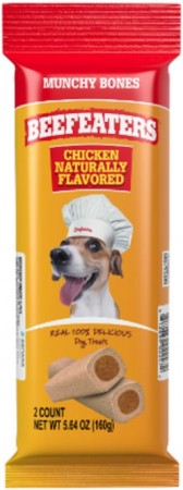 Beafeaters Munchy Bones Chicken Flavor alternate img #1