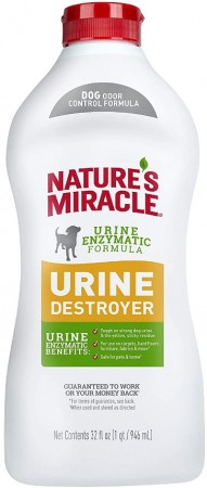 Natures Miracle Urine Destroyer alternate img #1
