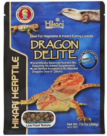 Hikari Herptile Dragon Delite for Lizards alternate img #1