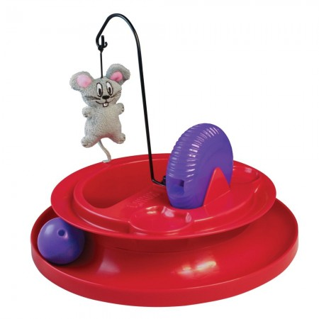KONG Playground Treat Dispensing Cat Toy alternate img #2