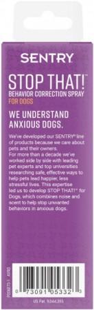 Sentry Stop That! Behavior Correction Spray for Dogs alternate img #2